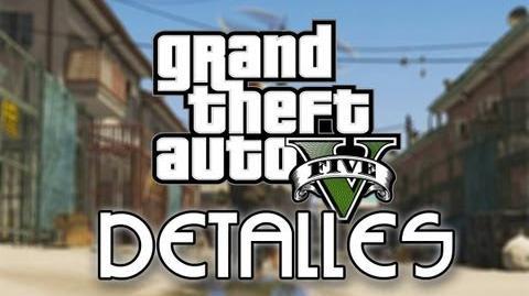 Grand Theft Auto 5 Detalles