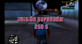 Mision passed