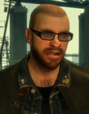Brian Jeremy Grand Theft Encyclopedia Fandom Powered By Wikia
