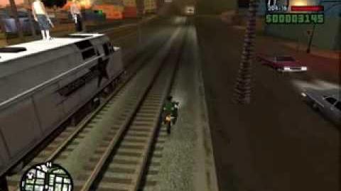 GTA San Andreas - Wrong Side Of The Tracks - UNCUT