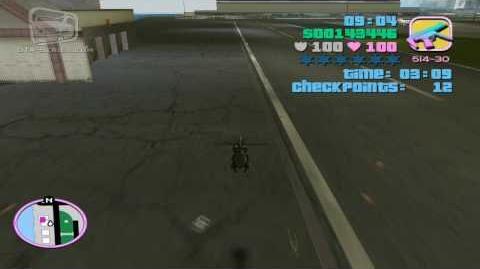 GTA Vice City - Recogidas del Helicóptero RC