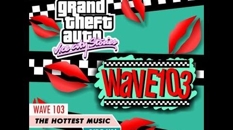 Grand Theft Auto Vice City Stories - The Wave 103