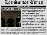 Liberty Tree/¿Un criminal en el LSPD?