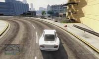 Salto acrobático GTA V - 1m