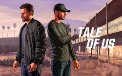 Tale of Us GTA Online artwork