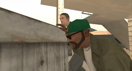 Toreno hablando con Carl