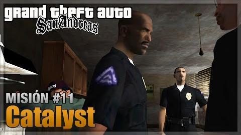 GTA San Andreas - Misión 11 - Catalyst (Español - 1080p 60fps)