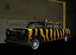 Zebra Cab VC