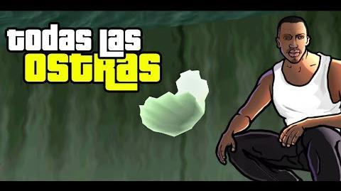 ¿Dónde encontrar TODAS LAS OSTRAS EN GTA SAN ANDREAS?