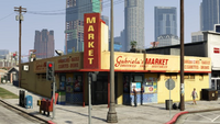 Gabriela's Market Strawberry