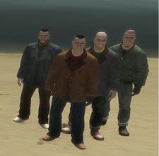 Mafia Rusa IV