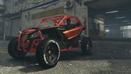 Outlaw Modifcado GTA Online