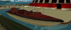 Cortez'yacht-GTAVC-Speeder