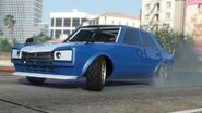 Warrener RGSC 2019 gta online