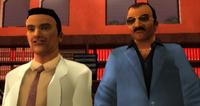 Armando y Diego Méndez