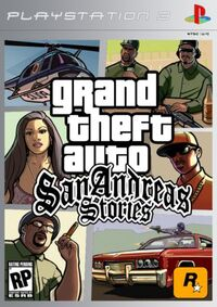 GTA San Andreas Stories by SlimTrashman