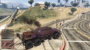 Bruiser apocalipsis tuneado