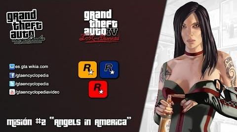 "Grand Theft Auto IV The Lost and Damned - ""Angels in America"""