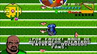 Quarterback de los Mambas 1