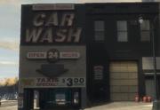 Highspeed highway car wash
