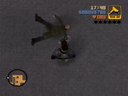 El ladrón muerto