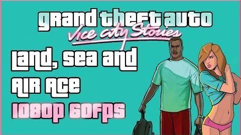 GTA Vice City Stories - As en Tierra, Mar y Aire - 1080p 60fps
