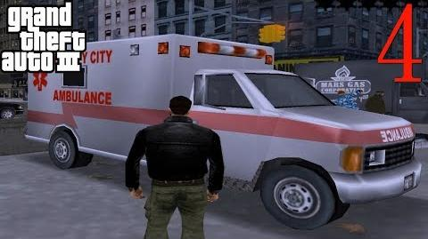 Grand Theft Auto III - Episodio 4 Misiones de paramédico