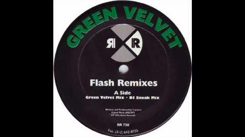 Green Velvet - Flash (1995)