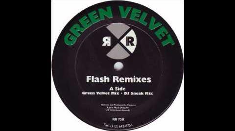 Green Velvet - Flash (1995)