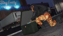 GTA Online Asalto al alba III