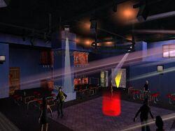 Club1 interior