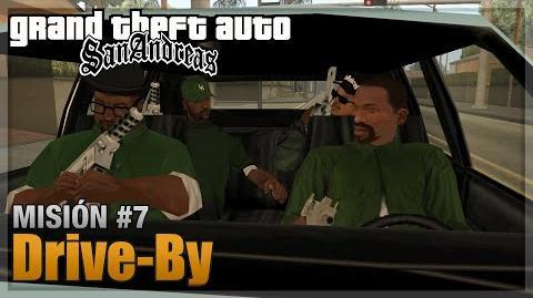 GTA San Andreas - Misión 7 - Drive-By (Español - 1080p 60fps)-0