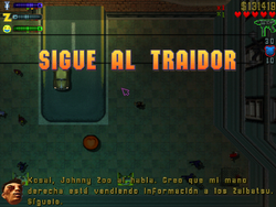 Sique al traidor