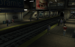 Frankfort Avenue Station GTA IV