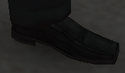 Zapatos estilo Oxford negros GTA IV