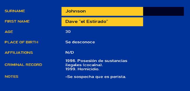 FichaDaveJohnson