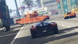 GTA Online - Vendetta al volante urbana I