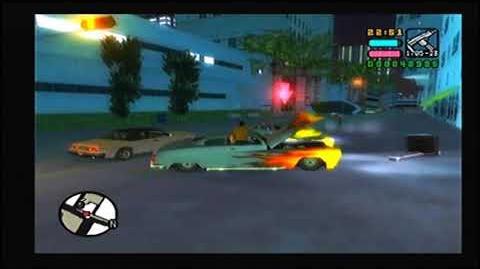 GTA VCS PS2 MISIÓN 19 BONITO PAQUETE
