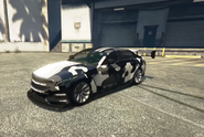 V-STR modificado GTA Online 2