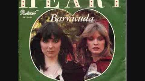 Barracuda- Heart
