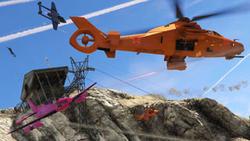 GTA Online Cuota aérea II