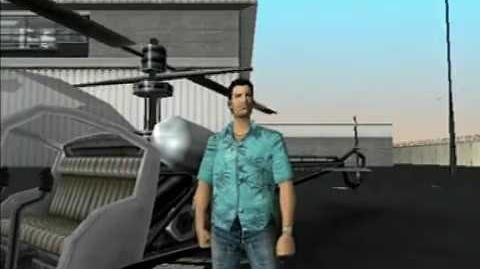 GTA Vice City - The Lab - Sparrow SFX Example