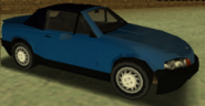 Manana Azul Negro LCS