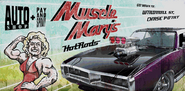 Muscle Mary's Cartelera