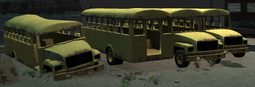 Bus escolar en GTA IV