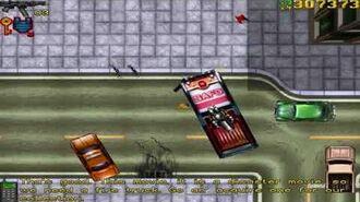 GTA (1997) - Phone 8 (Mission 1) (Tequila Slammer) 4K 60FPS