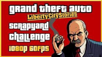 GTA Liberty City Stories - Scrapyard Challenge - 1080p 60FPS
