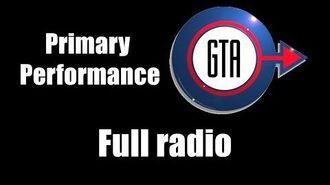 GTA London (1961 & 1969) - Primary Performance Full radio