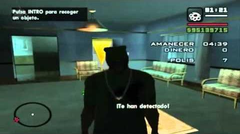GTA San Andreas - Misión de Ladrón de Casas - MQ