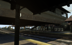 Huntington Street Lower Station GTA IV